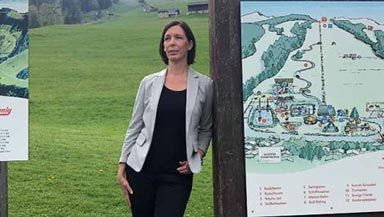 Neue Verwaltungsratspräsidentin für Sportbahnen Atzmännig