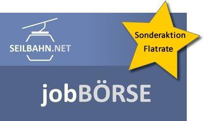 Die Seilbahn.net Karriereplattform und Jobbörse