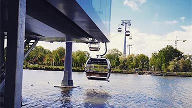 Mobility Communication System von LOOP21 in Almere