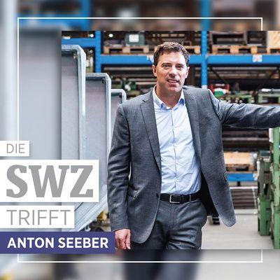 SWZ Podcast mit Anton Seeber, CEO Leitner