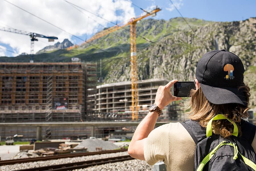 Tourismusresort Andermatt: Bevölkerung blickt positiv in Zukunft