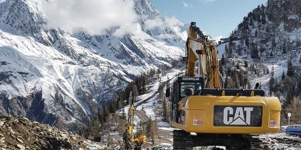Großauftrag für TechnoAlpin in Courmayeur Mont Blanc