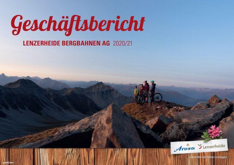 Lenzerheide Bergbahnen AG mit leichtem Verlust durch Corona-Jahr