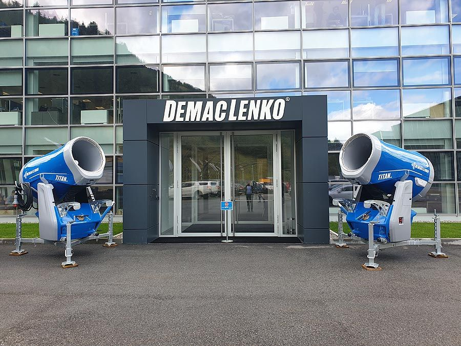 DEMACLENKO Open Day