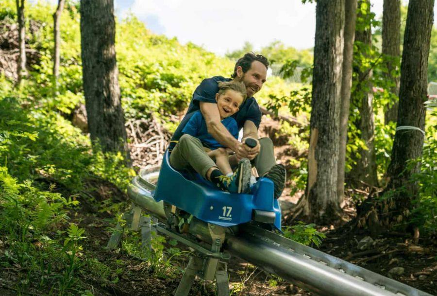 Sunkid: Neuer Mountain Coaster in Kanada