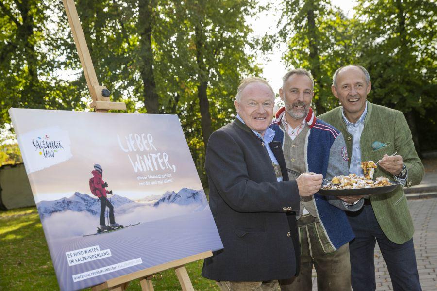 Gute Buchungslage und Vorfreude auf die Wintersaison im SalzburgerLand