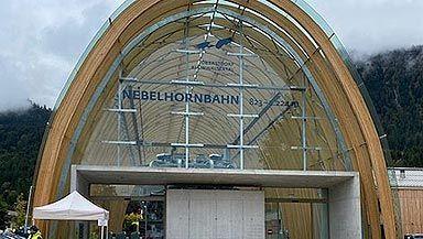 Klenkhart: Projektbesichtigung Söllereck und Nebelhorn
