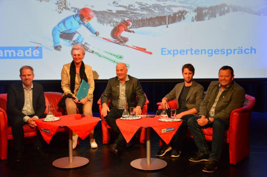 Expertengespräch Ski amadé: Ein Blick in die Zukunft