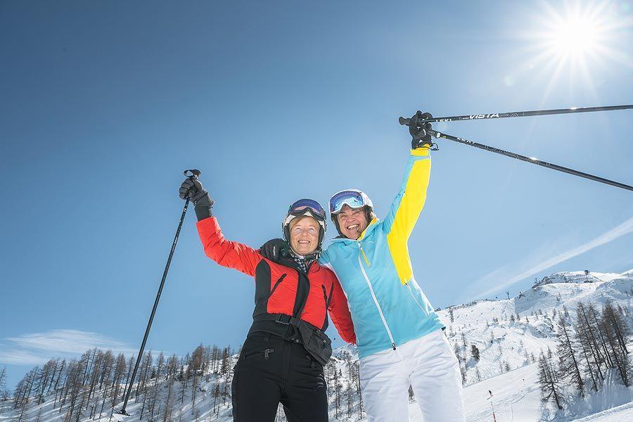 Ski amadé: Mit Optimismus und Schwung in den Winter
