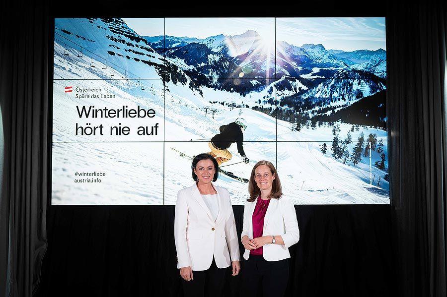 Köstinger/Weddig: Beste Aussichten für Wintersaison 2021/22