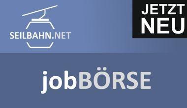 Jobbörse und Karriereportal auf Seilbahn.net